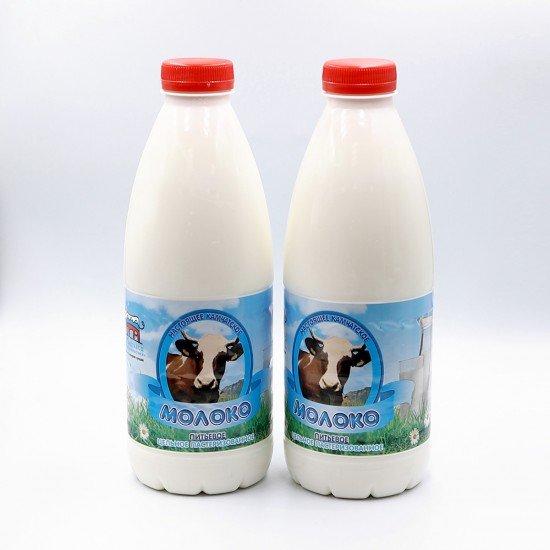 Молоко питьевое пастеризованное цельное, м.д.ж. 3,2-4,5%