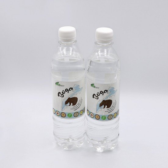 Вода природная питьевая артезианская, 0.5л