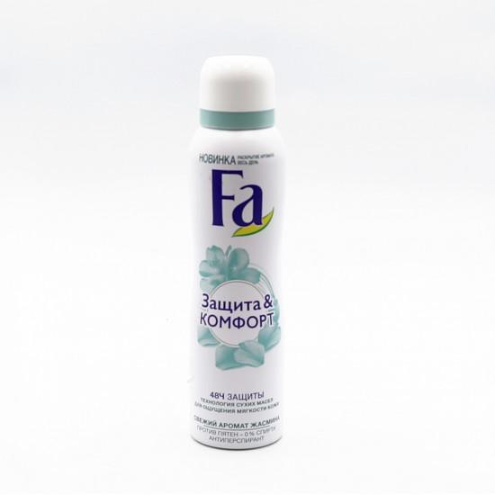 Дезодорант FA  «Защита и комфорт»